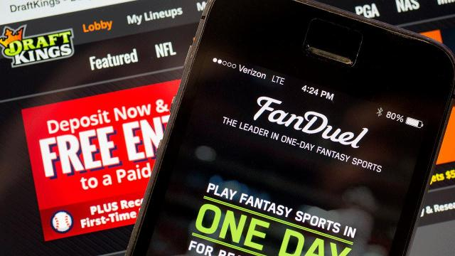 The fantasy sports sites will each pay the state of New York $6 million.