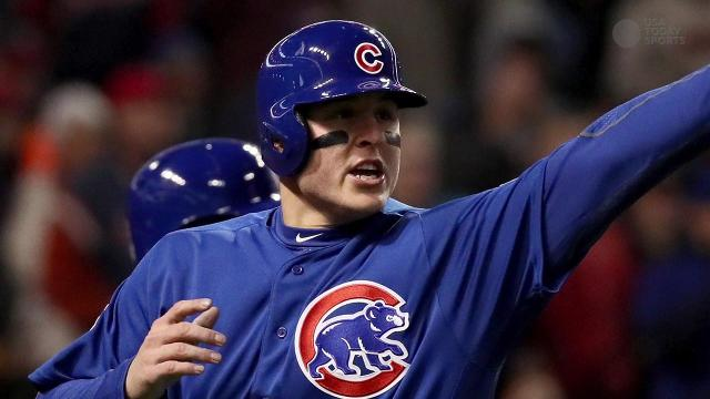 Cubs come back to tie World Series in Game 2