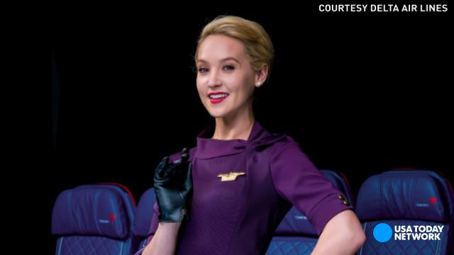 Zac Posen makes over Delta uniforms
