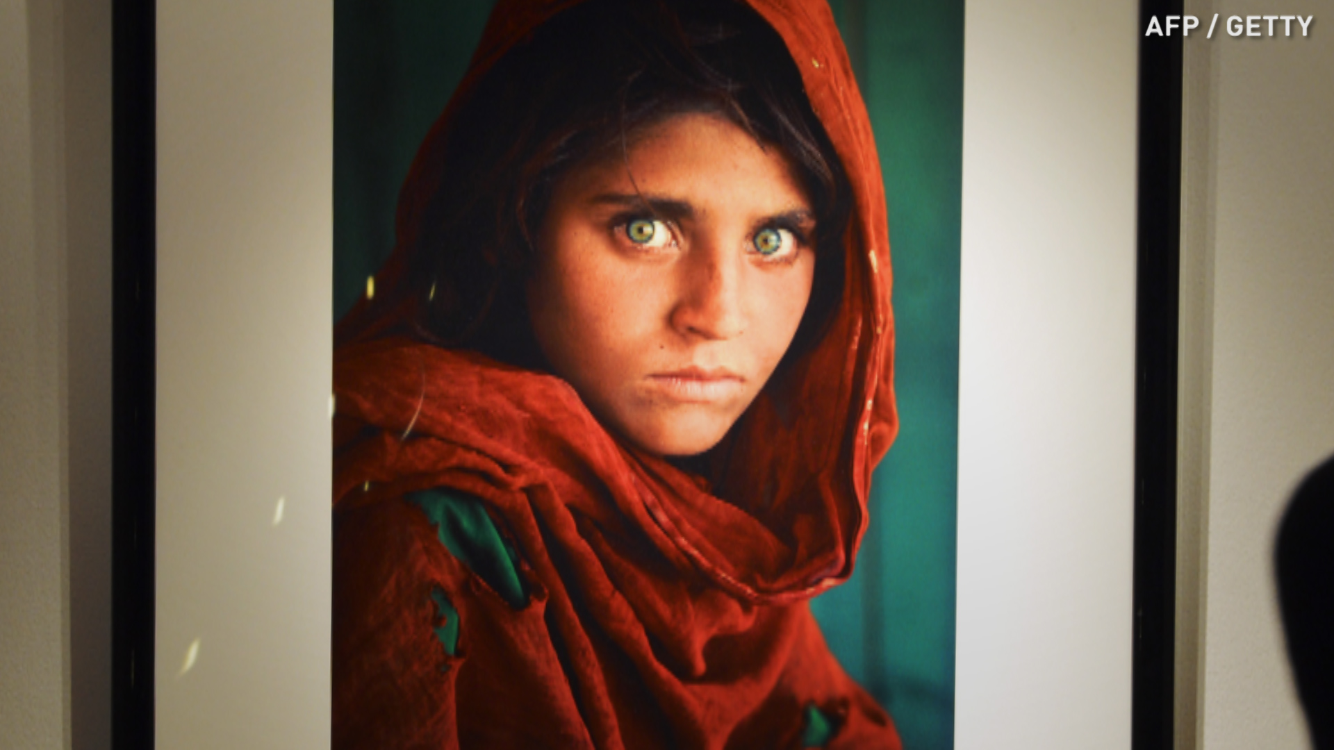 Sharbat Gula became the face of refugee plight when she was featured on the cover of 'National Geographic' as a child. Her struggles are far from over.