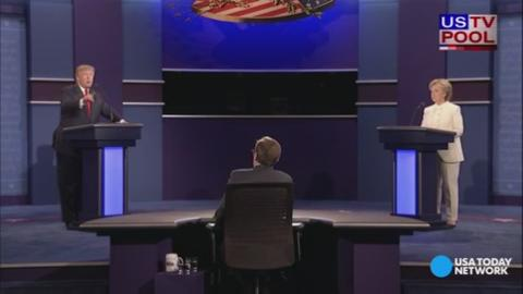 Interruptions: Final presidential debate edition