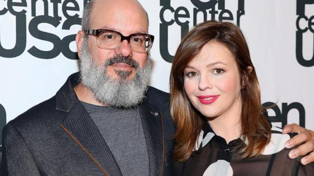 Baby girl on the way for Amber Tamblyn and David Cross