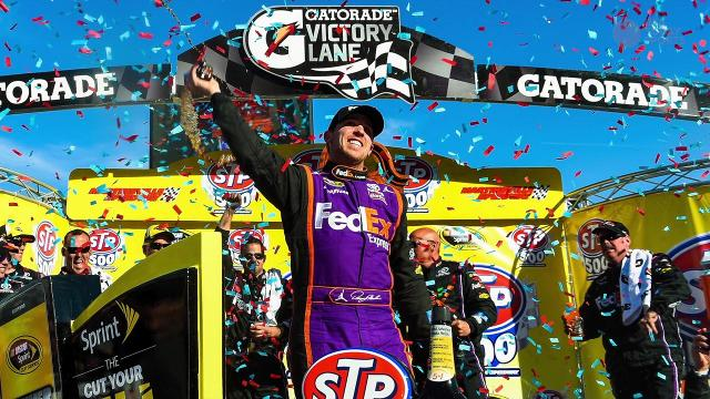 What to watch for in the Sprint Cup race at Martinsville