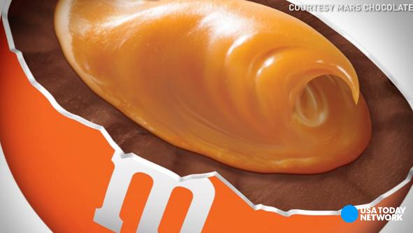 Caramel M&M's Are Officially Coming