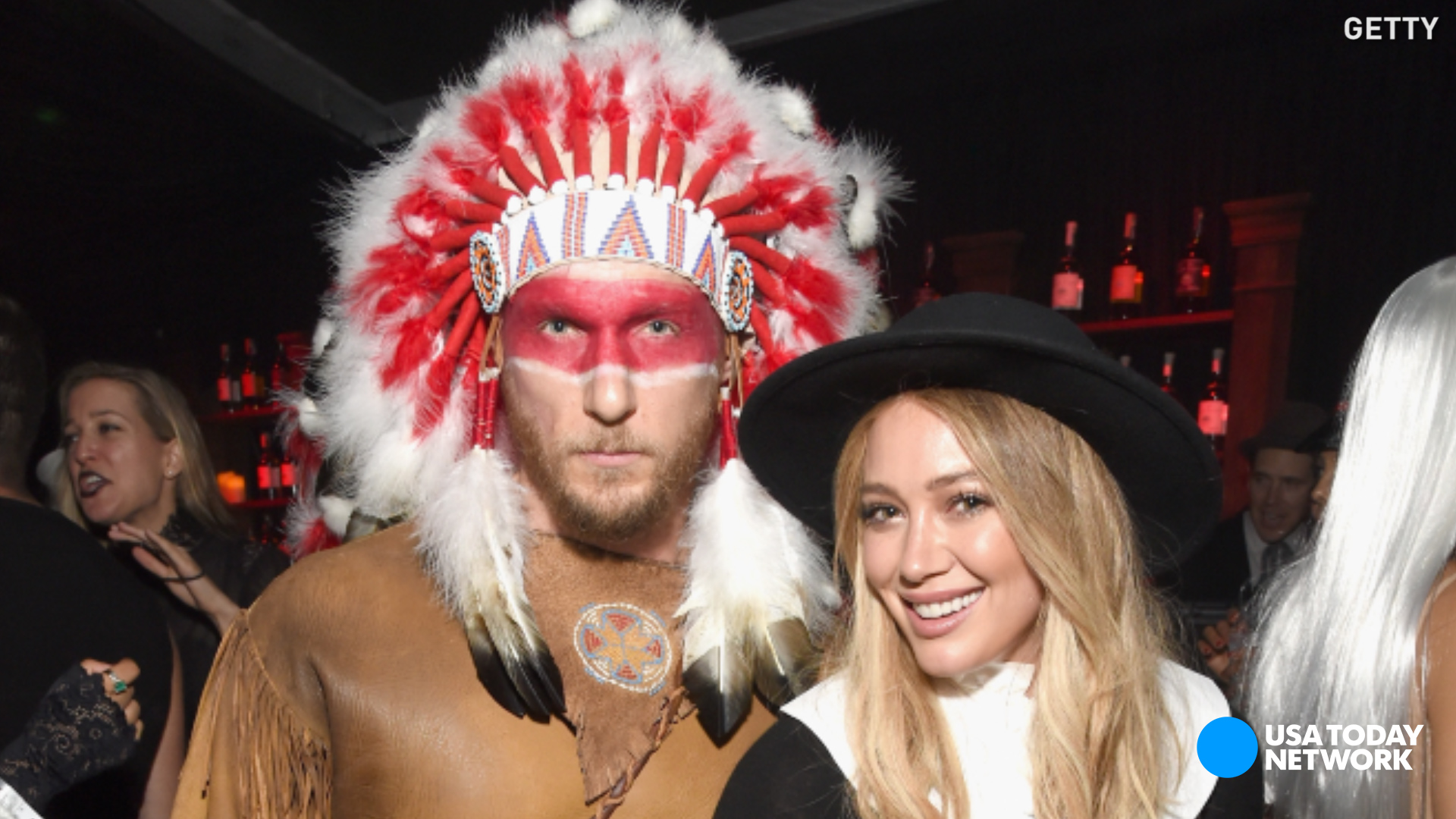 Hilary Duff is 'SO sorry' about her offensive Halloween costume