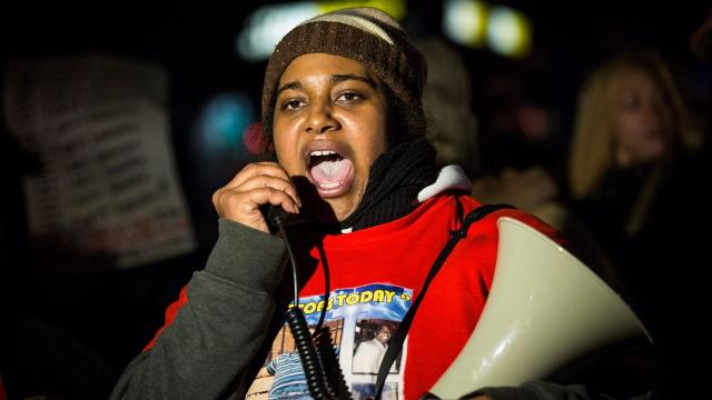 Eric Garner's daughter remains in grave condition after heart attack