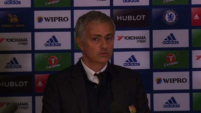 Mourinho slams Man Utd's 'incredible' defensive mistake