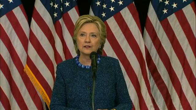 Clinton on Emails: Let's get it out