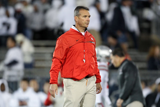 Amway Coaches Poll: Ohio State slides after stunning loss