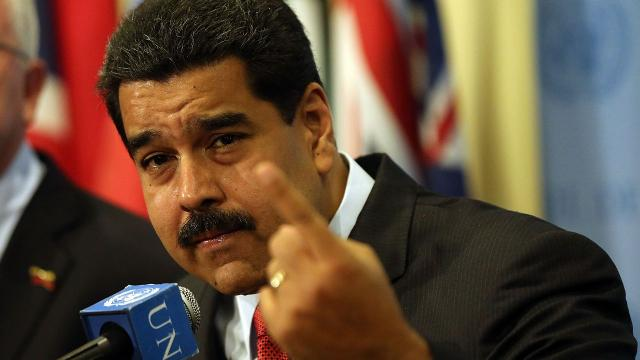 The government claims fraudulent signatures were used on a petition to recall President Nicolas Maduro.