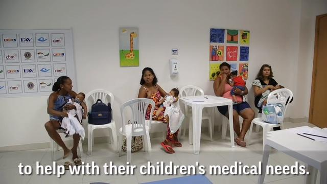 Moms Struggle to Raise Babies Disabled by Zika