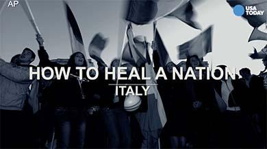 How to heal a nation: Advice from Italy
