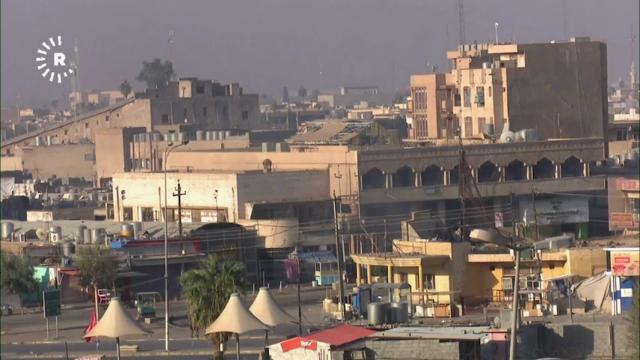 Raw: Explosions Rock Northern Iraq's Kirkuk