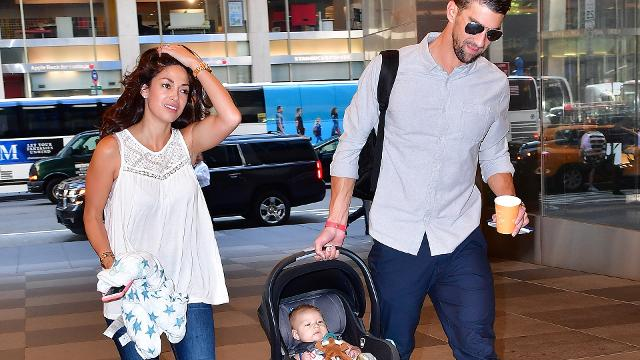 Michael Phelps and Nicole Johnson have been secretly married for month