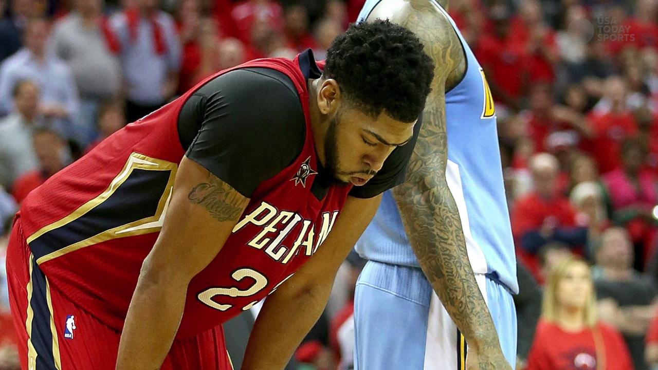The one thing keeping Anthony Davis from being MVP
