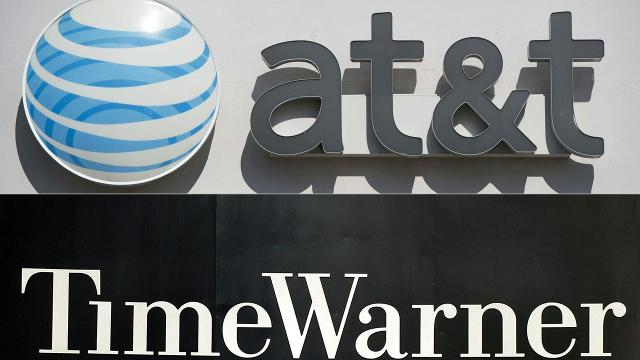 AT&T may acquire Time Warner