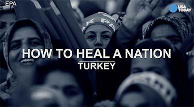 How to heal a nation: Advice from Turkey