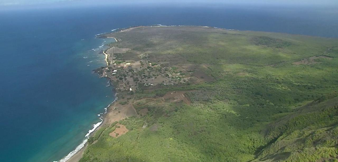 We all know Maui and Oahu, but chances are you aren't that familiar with the little island of Molokai about 8 miles away from Maui. It is almost untouched by tourism. (Produced and shot by Leah Murr and Sarah Sekula)