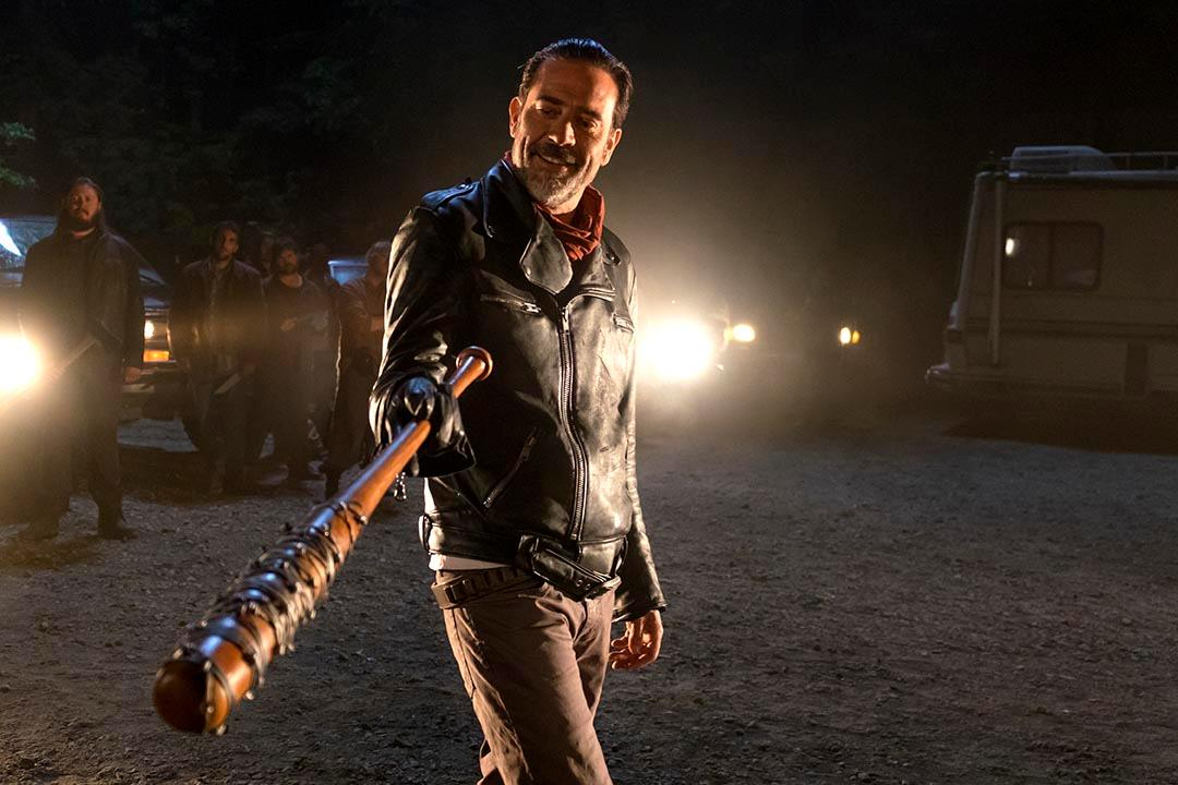 Jeffrey Dean Morgan: 'Negan is the bad guy but I don't play him like that'