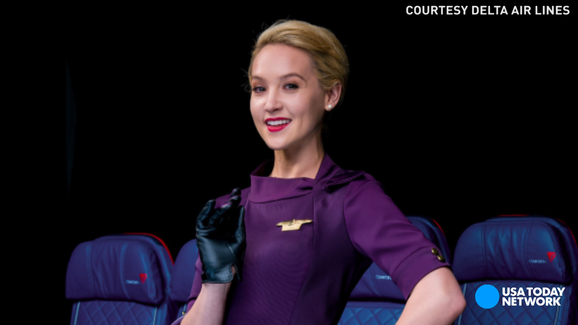 Delta's 60,000 frontline workers will wear new uniforms designed by Zac Posen and made by Lands' End.