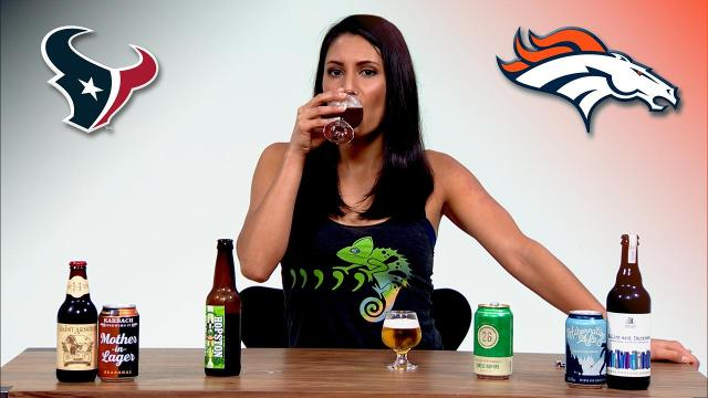 Monday Night Football Beer Pick 'Em Week 7: Houston Texans vs Denver Broncos