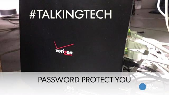 How to protect your home network
