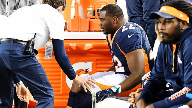 Broncos running back C.J. Anderson has a torn meniscus and will have surgery, 9News reports.