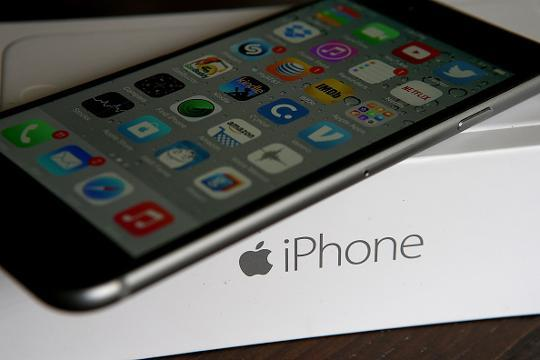 Apple's iPhone sales continue to fall