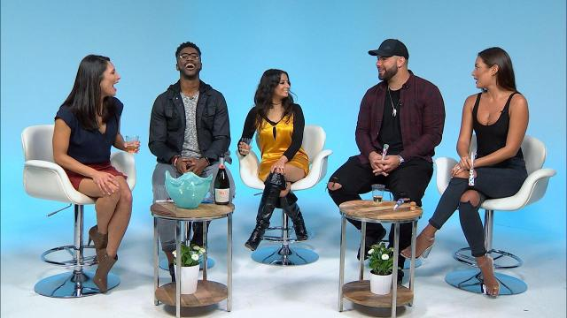 Sports Style Swipe: Swimsuit model Mia Kang and Giants' Justin Pugh on NFL players' style in Week 6
