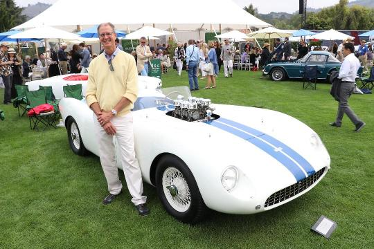 Just cool cars: 1956 Kurtis 500M