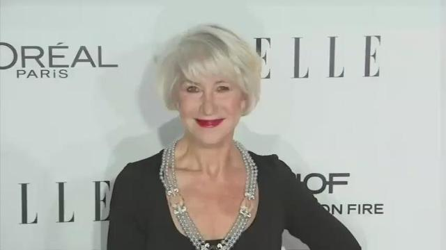Mirren, Bates and Gibson talk U.S. presidential election