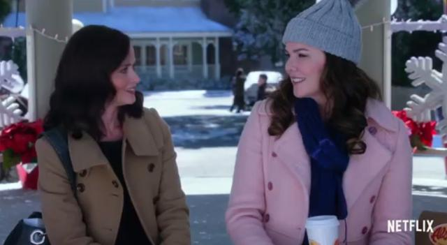 Trailer: 'Gilmore Girls'