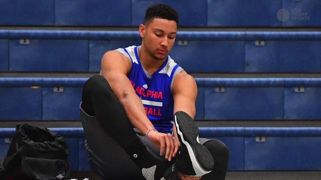 These NBA rookies take center stage with Simmons out