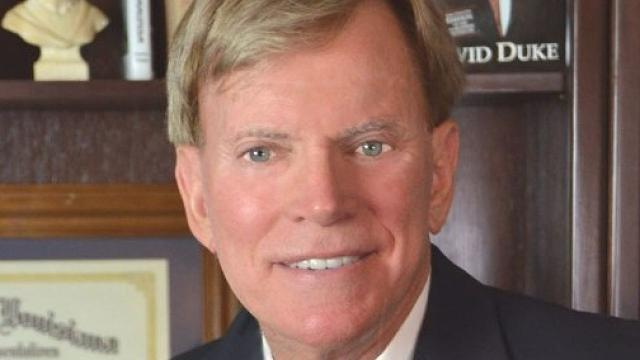 Ex-KKK leader David Duke to debate at historically black college