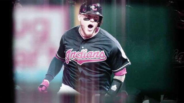 Roberto Perez could be a sign that the Indians are the real Cinderella team