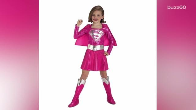 For the first time in eleven years there will be more Superheroes than princesses knocking on your door this Halloween. TC Newman (@PurpleTCNewman) shows the costumes that top the list.