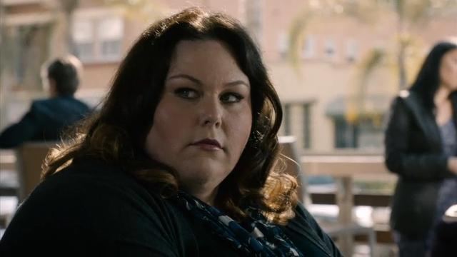 Chrissy Metz says trouble's brewing for Kate and Toby on NBC's hit 'This Is Us' as the plus-sized couple embarks on their new love affair. (Oct. 25)