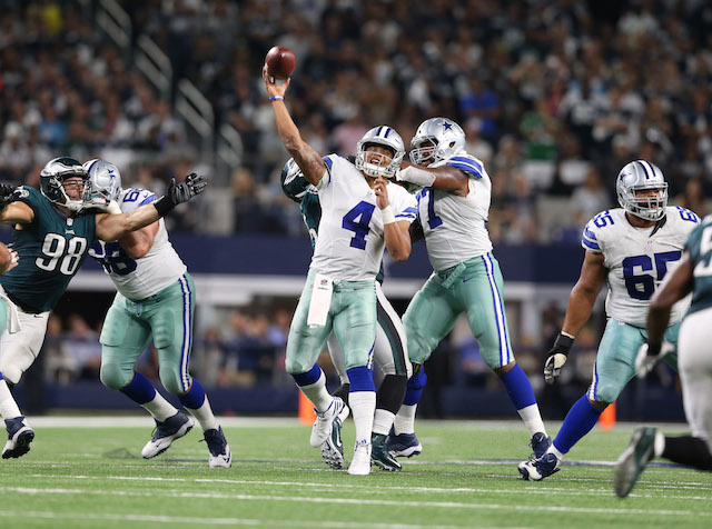Week 8 NFL hot reads: Something special brewing in Dallas