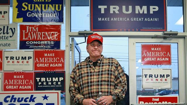 Curt schilling s trump rally attracts only 15 people