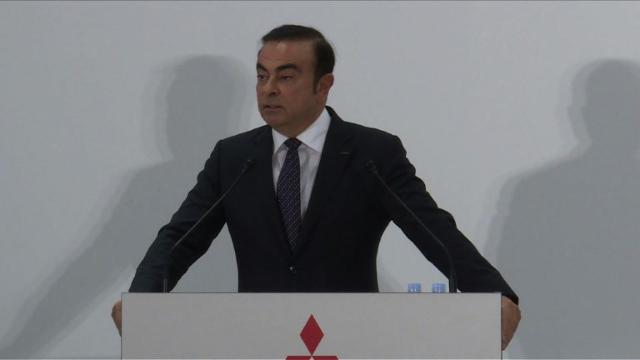Nissan-Renault CEO rides high as he takes on Mitsubishi