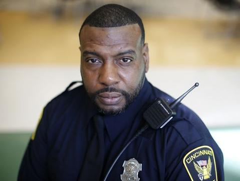 Black police group unhappy with political endorsements