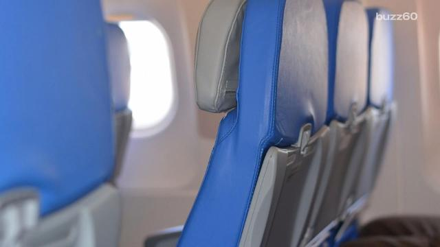 The YouTube channel 'Today I Found Out' answered the question about why plane seats don't match up with windows. Patrick Jones (@Patrick_E_Jones) explains.