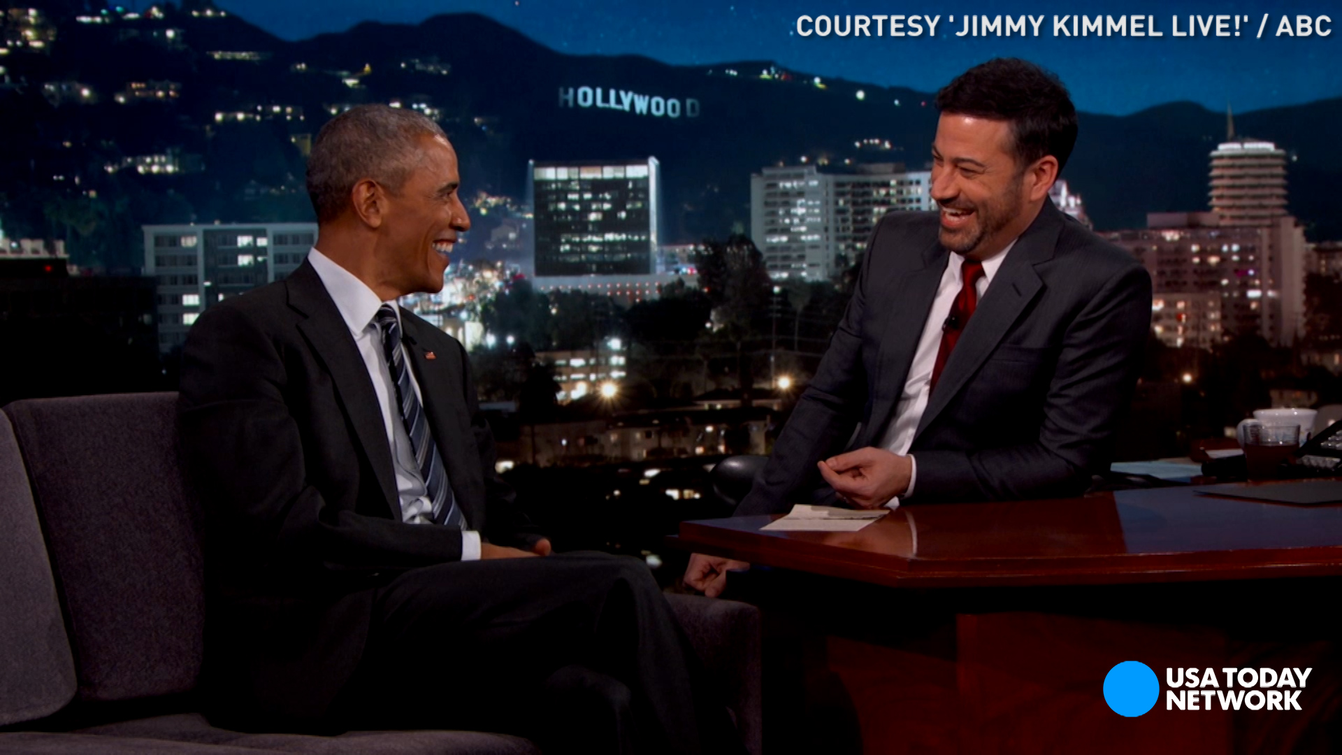 Obama jokes about life after the White House