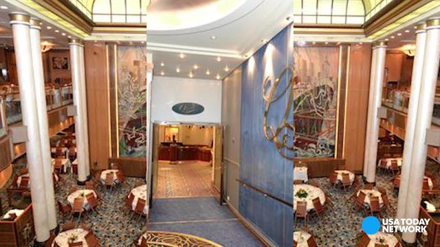 Step aboard the revamped Queen Mary 2
