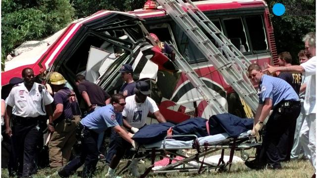 Some of the deadliest bus crashes in U S  history