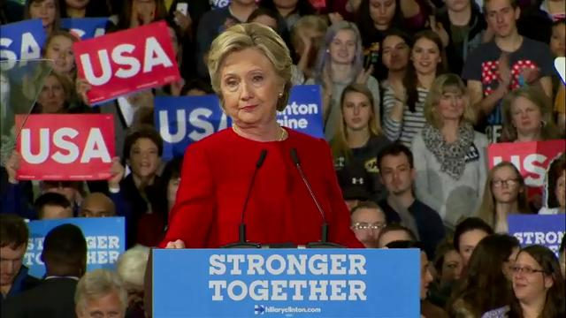 Clinton on emails: 'There is no case here'