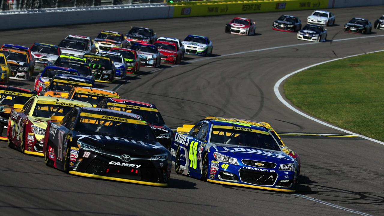 These are the eight drivers who will be competing for NASCAR's ultimate prize.