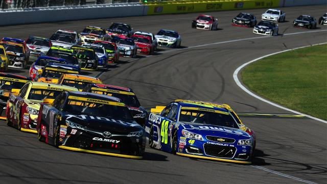 Eight drivers who will contend for NASCAR Sprint Cup title