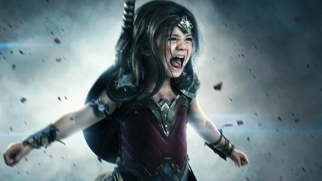 $1,500 for toddler's Wonder Woman costume? Yep