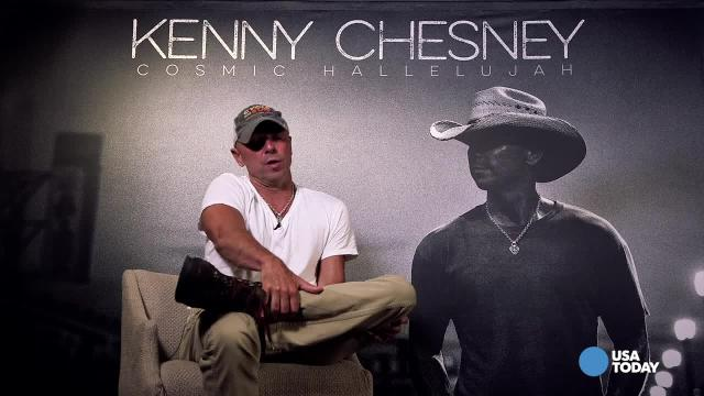 Country singer Kenny Chesney talks about his musical journey, gratitude towards fans and what it means to win the BMI President's Award and the CMA Pinnacle Award.